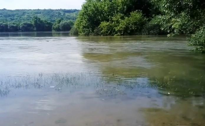 Підтоплення Могилев-Подільського та Ямполя: вода на городах, але прогноз оптимістичний (Фото+Відео)