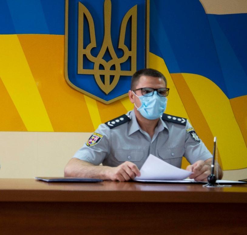 У Вінницький та Гніванський відділи поліції призначили нових керівників (Фото)