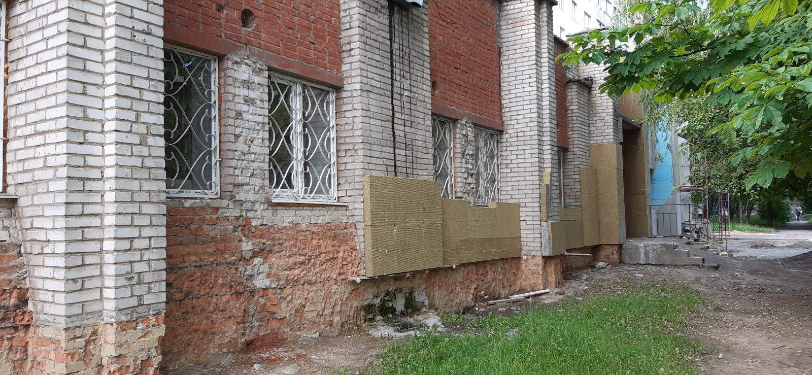 У Вінниці ремонтують Центр первинної медико-санітарної допомоги №3 (Фото)