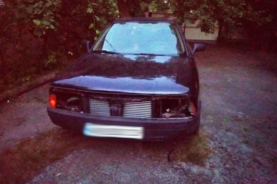 У Немирові мати з 6-річним сином потрапила під колеса Audi. Водій втік з місця аварії (Фото)