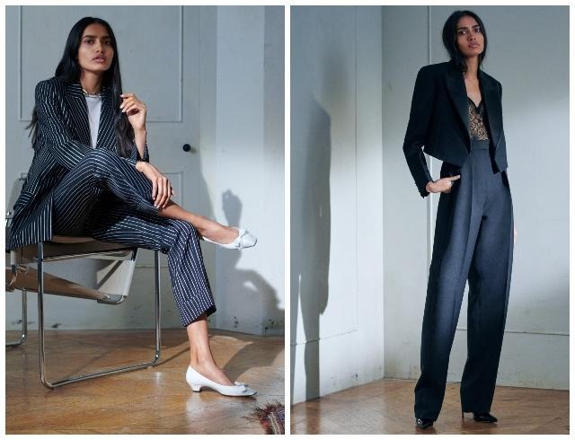 Новая круизная коллекция бренда Victoria Beckham