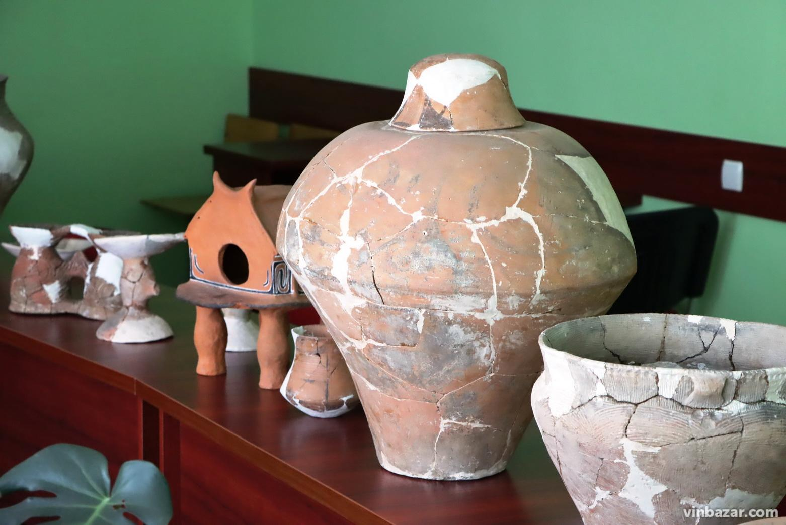 У Вінниці готуються до відкриття музею археології. Колекцію збирали 60 років (Фото)