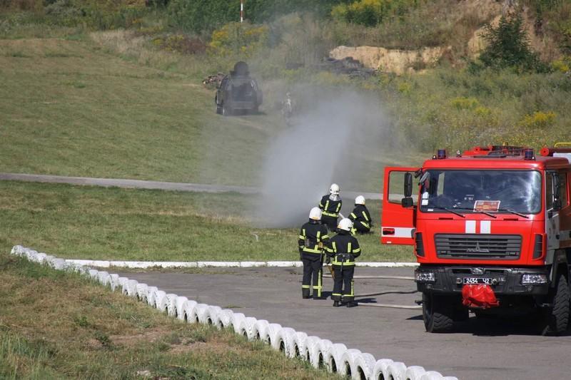 На Вінниччині СБУ провела антитерористичні навчання. Ловили диверсантів (Фото)