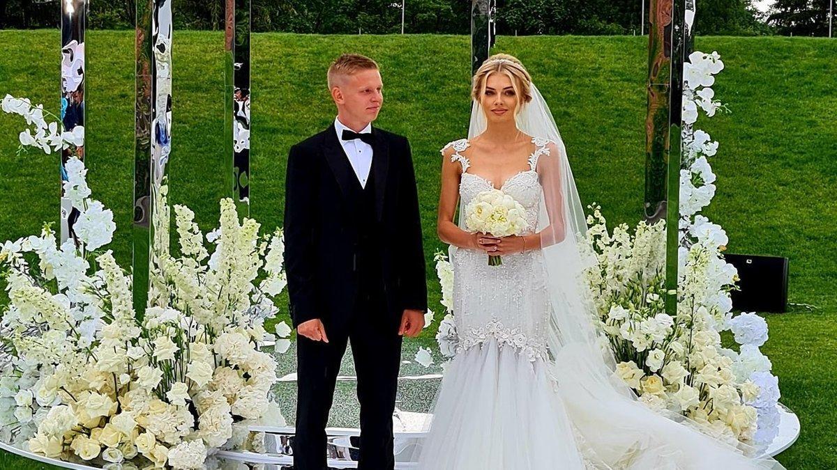 Український легіонер Manchester City одружився на