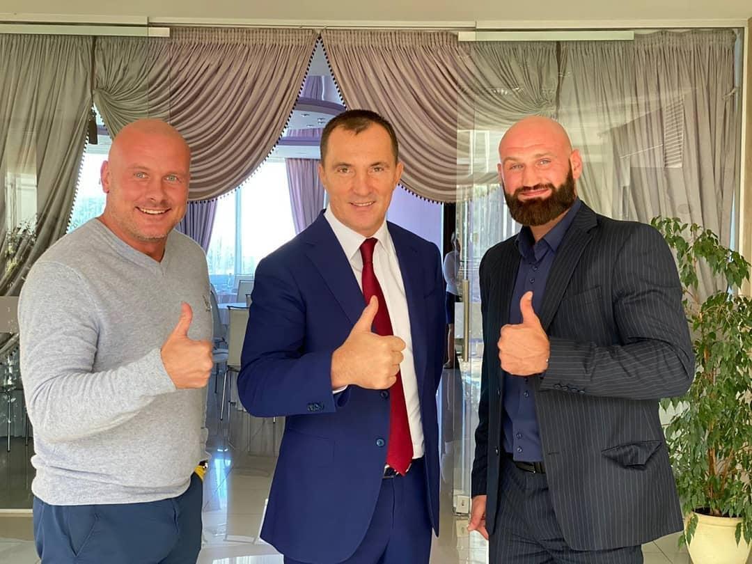 Екс-боксер В'ячеслав Узелков став кандидатом у мери Вінниці від