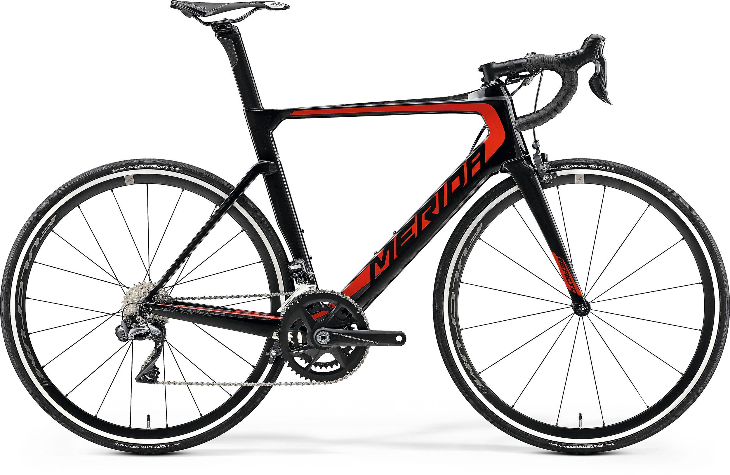 Велосипед Merida REACTO 7000 E