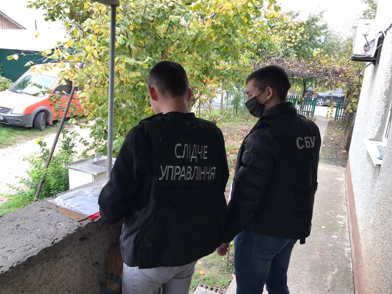 У Вінницькій області голову ОТГ впіймали на хабарі (Фото)