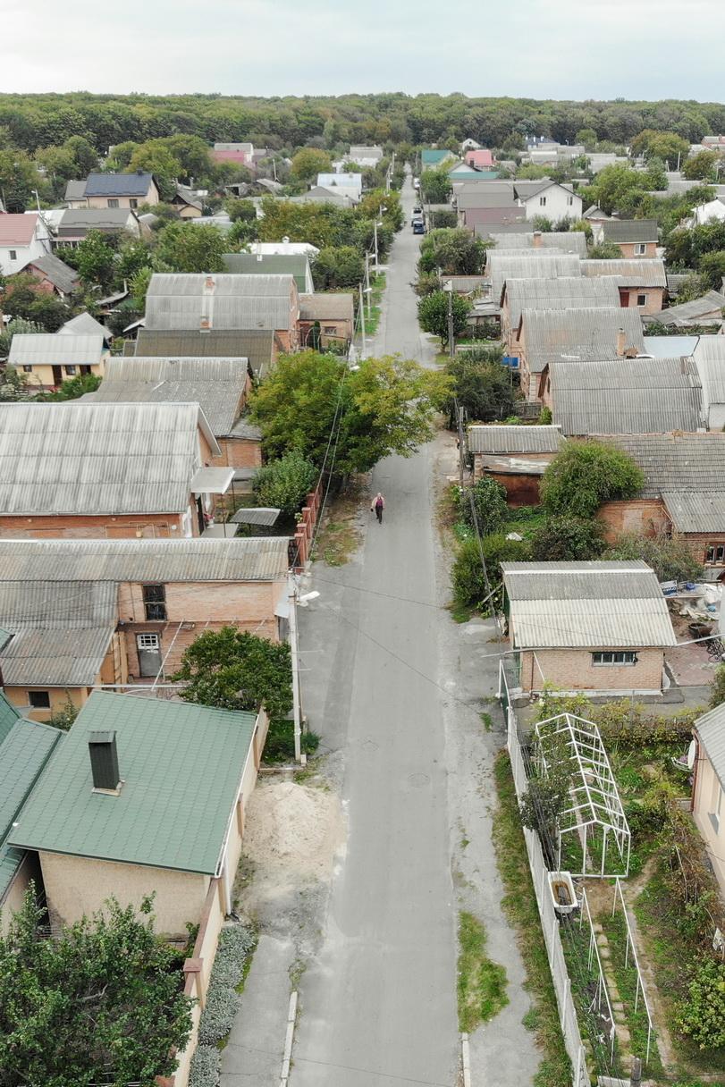У Вінниці заасфальтували 6 доріг приватного сектору (Фото)