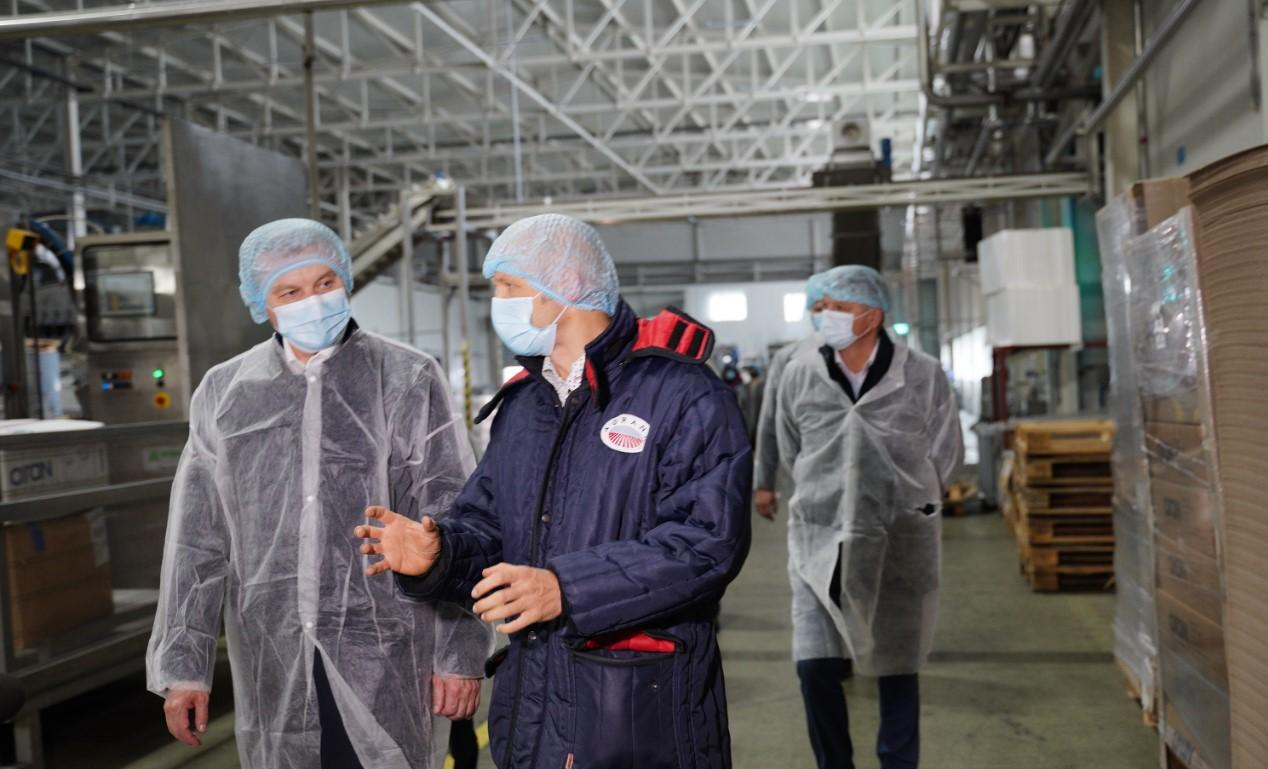 """На заводі """"Аграна Фрут"""" у Вінниці відкриють новий цех (Фото)"""