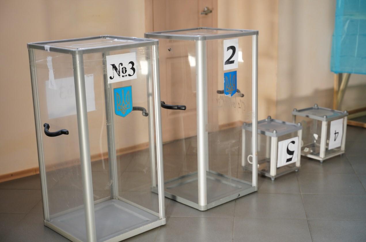 У Вінницькій виборчій комісії пояснили, як проходитиме голосування в умовах пандемії (Фото)
