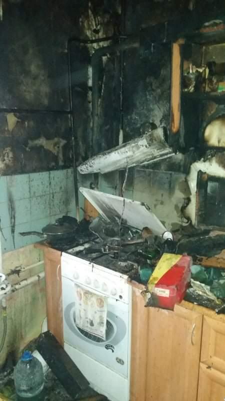 На Вінниччині у пожежах врятували двох людей
