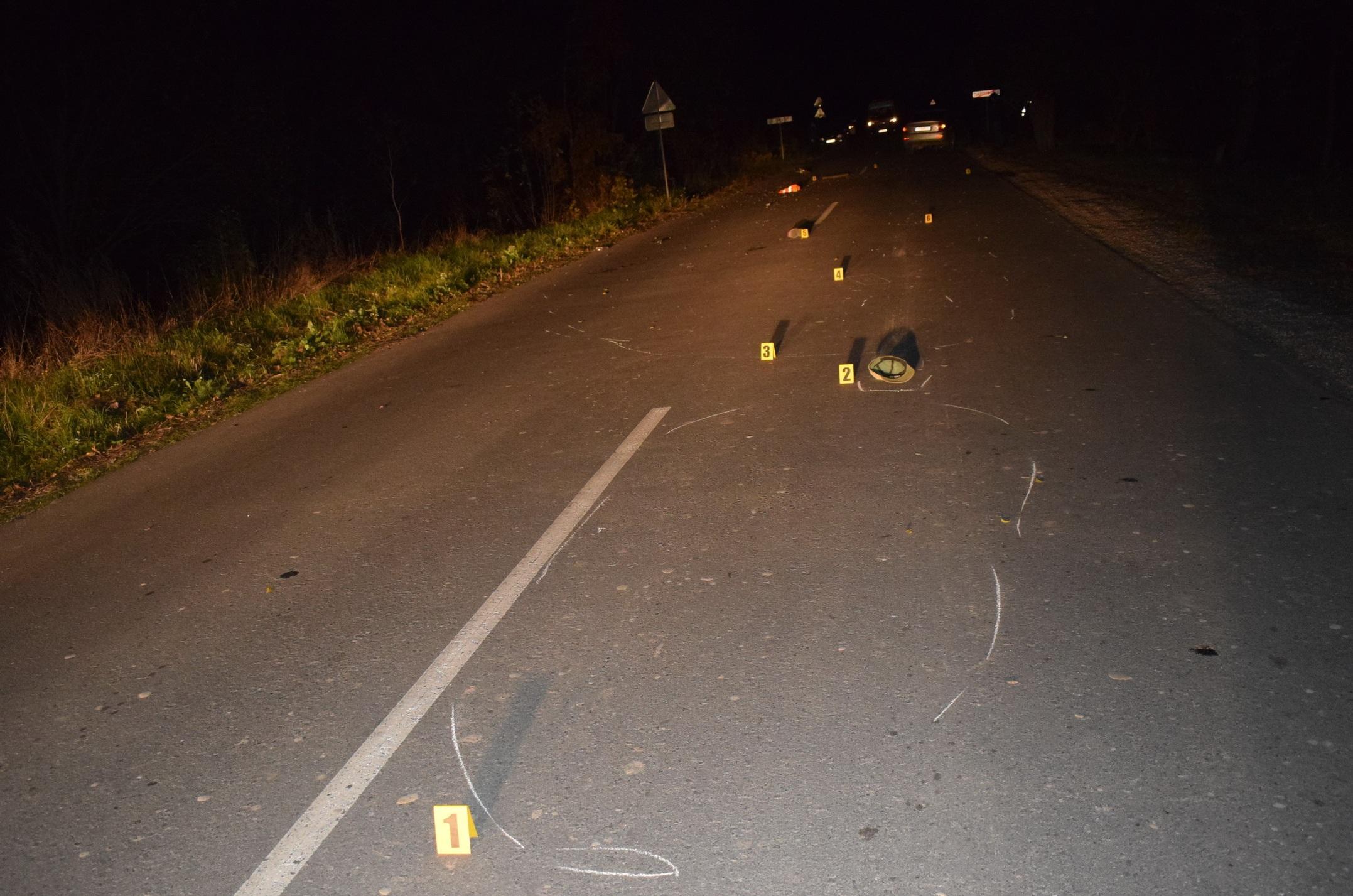 На Вінниччині велосипедист загинув під колесами