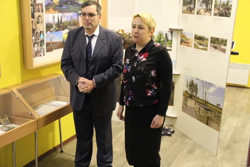 У Вінниці відкрили оновлений музей Голокосту (Фото)