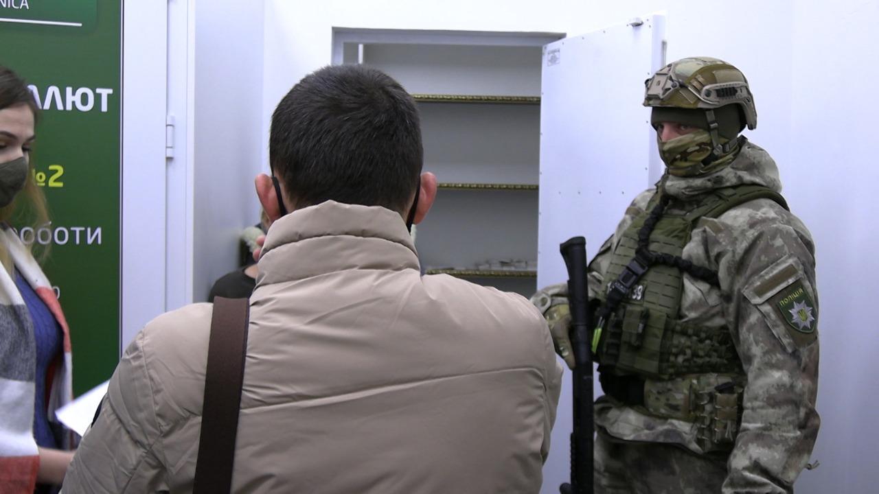 У Вінниці виявили обмінник, де проводили незаконні оборудки з криптовалютою