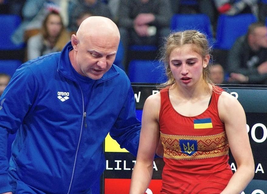 Спортсменка из Винниччины завоевала серебро на Кубке мира по борьбе (фото), фото-1