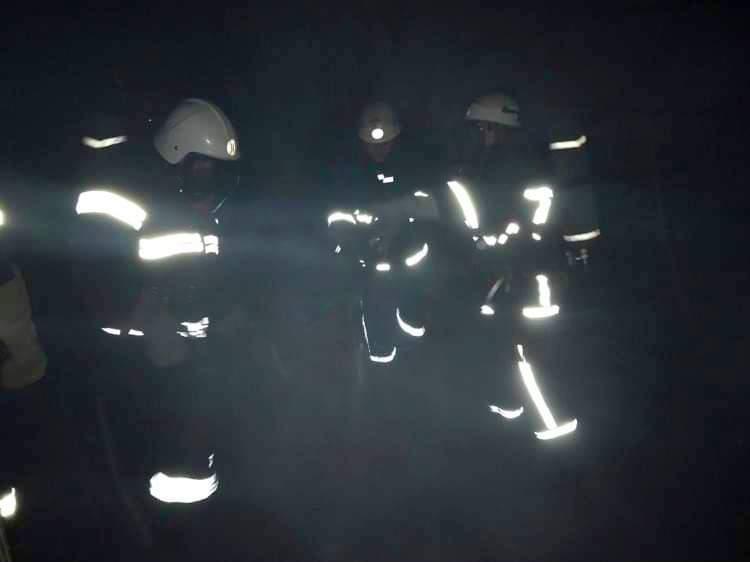 На Вінниччині з палаючого будинку врятували двох людей (Фото)