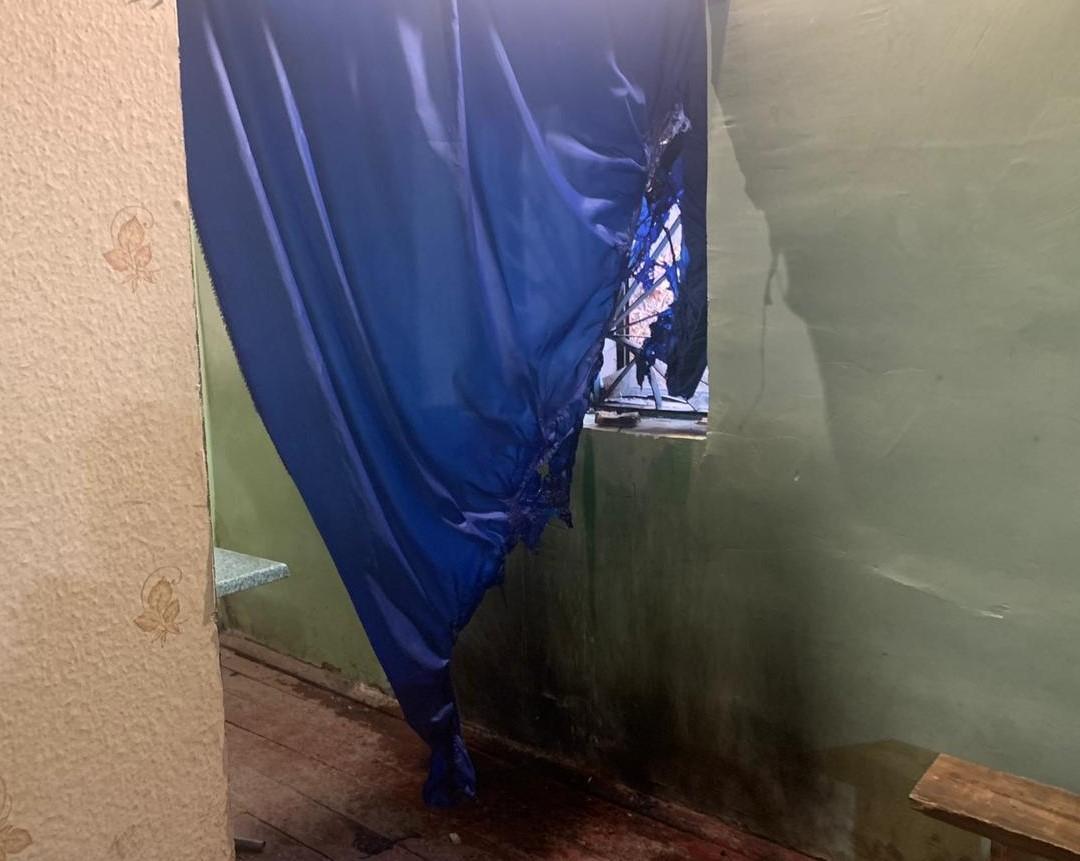 У Піщанському районі чоловік намагався підпалити сільський магазин (Фото)