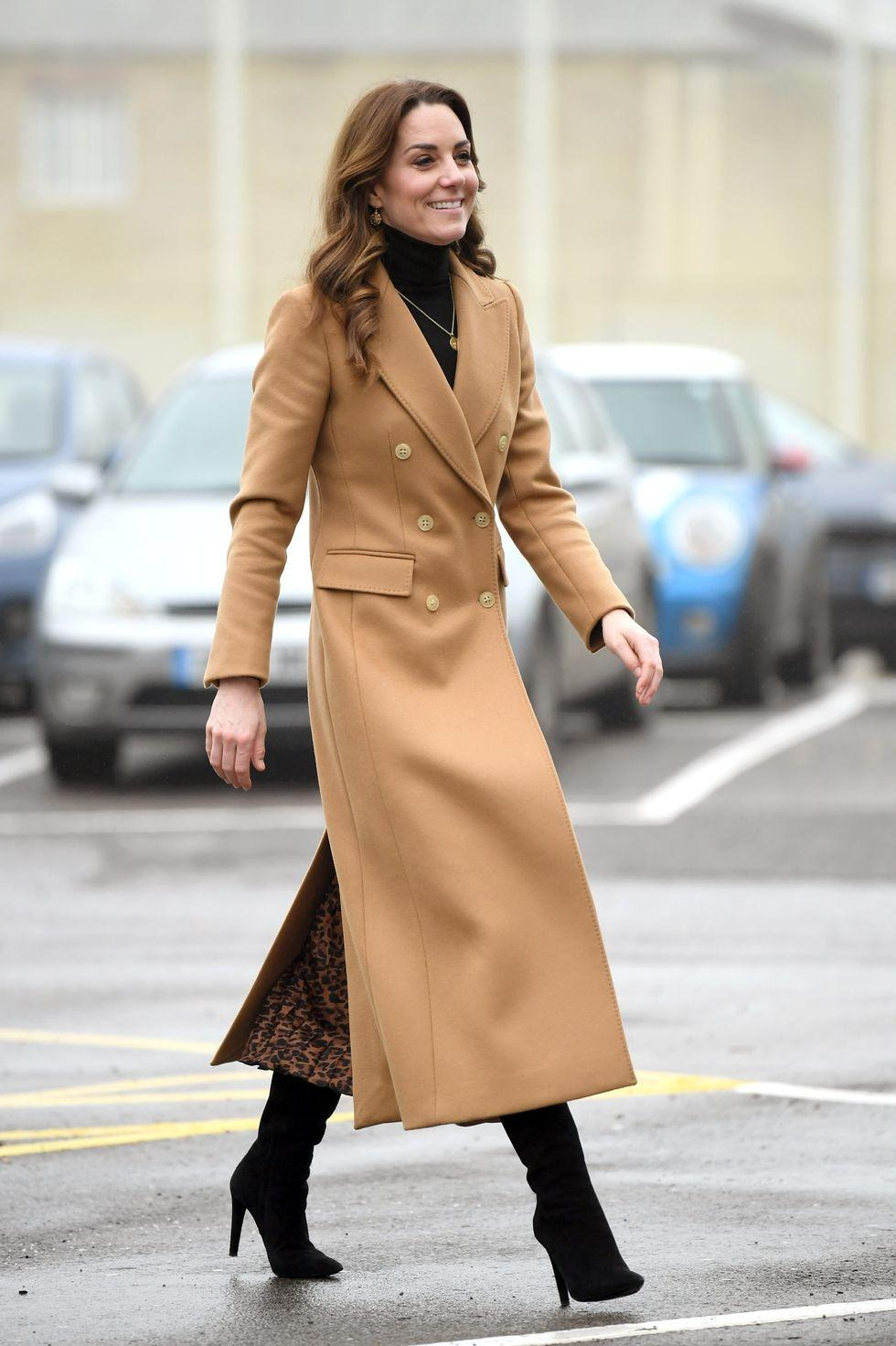 Кейт Миддлтон стала самым популярным модным инфлюенсером Великобритании в 2020 году