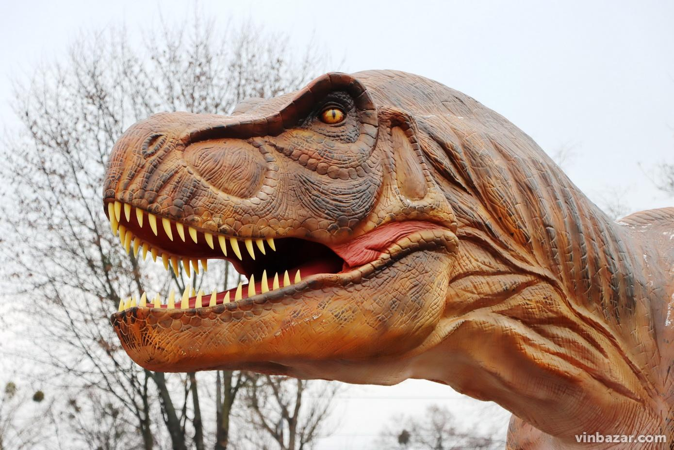 Парк динозаврів у Вінниці: графік роботи, ціни та адреса (Фото+Відео)