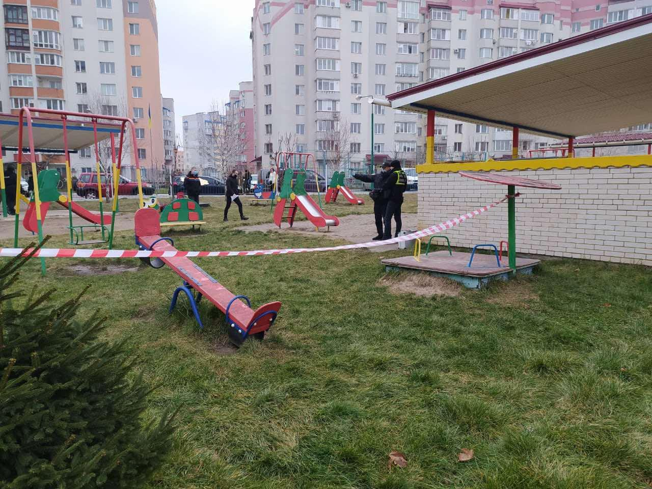 Вибух на дитячому майданчику у Вінниці: деталі інциденту (Фото+Відео)