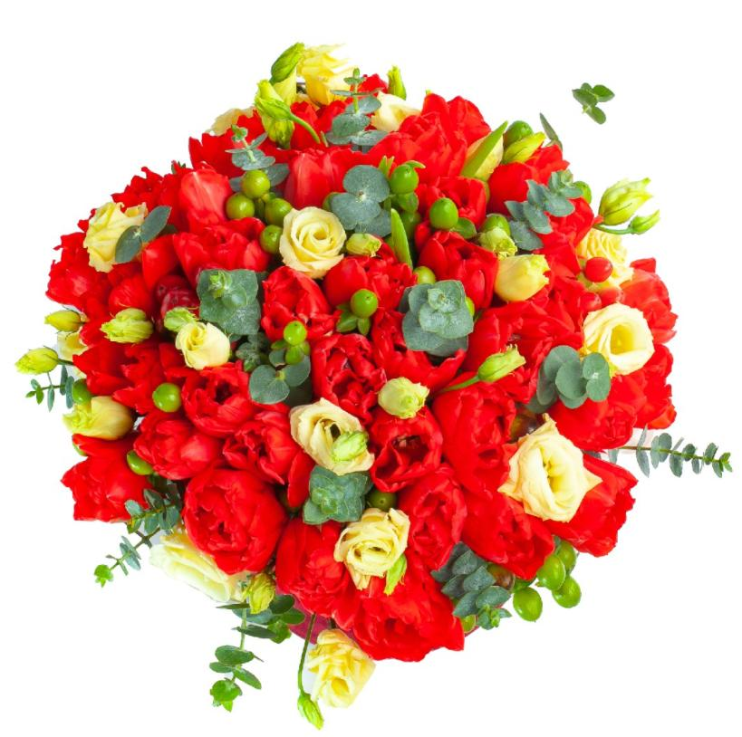 Як правильно вибрати квіти на 8 березня?