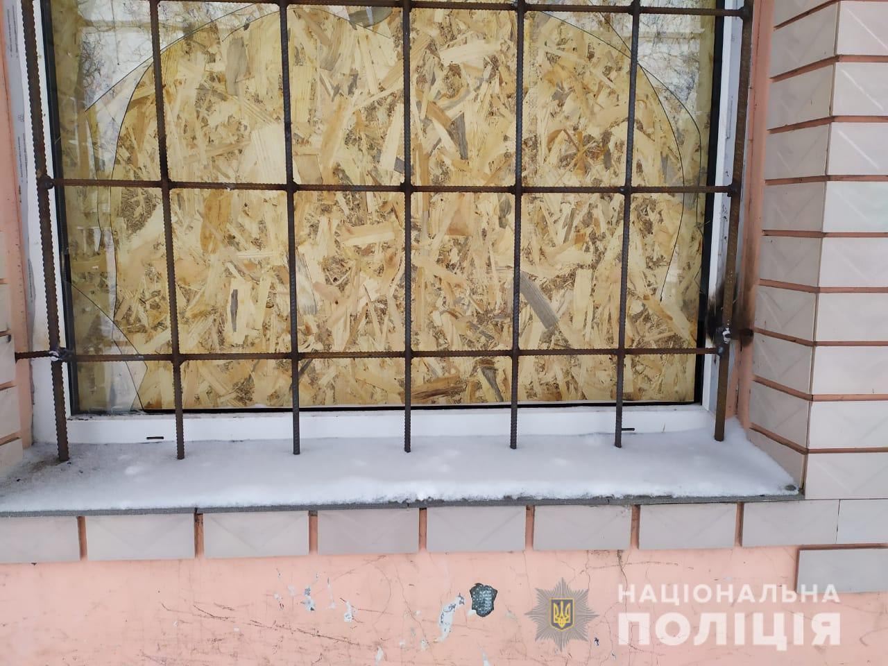 На Вінниччині чоловік, який тільки вийшов з в'язниці, пограбував сільський магазин (Фото)