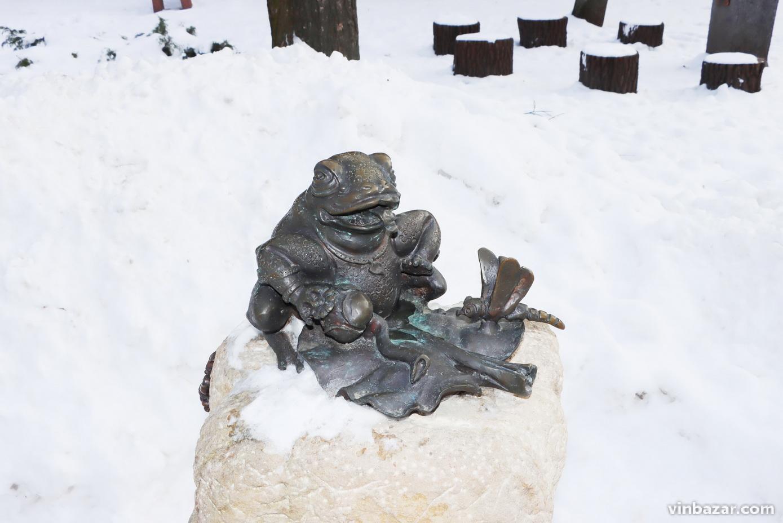 Чоловік, який прикрасив Вінницю, або, на кого схожі бронзові скульптури у центрі міста? (Фото)
