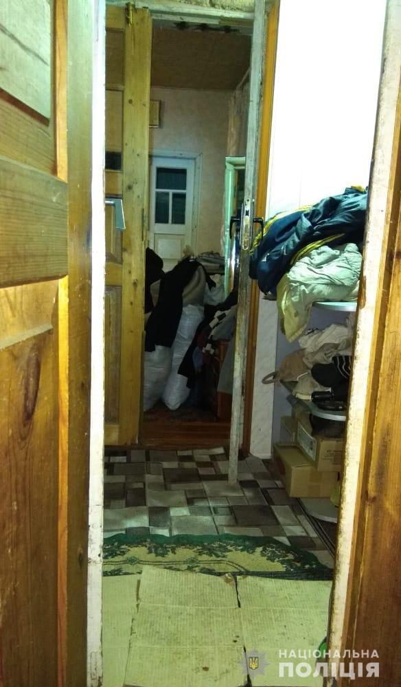 У Тульчині 19-річний хлопець поранив батьків кухонним ножем (Фото)