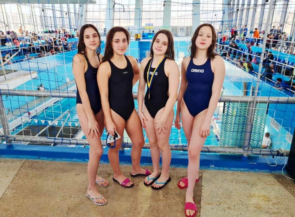 Вінничанка Анна Ткаченко виборола бронзу на чемпіонаті України з плавання (Фото)