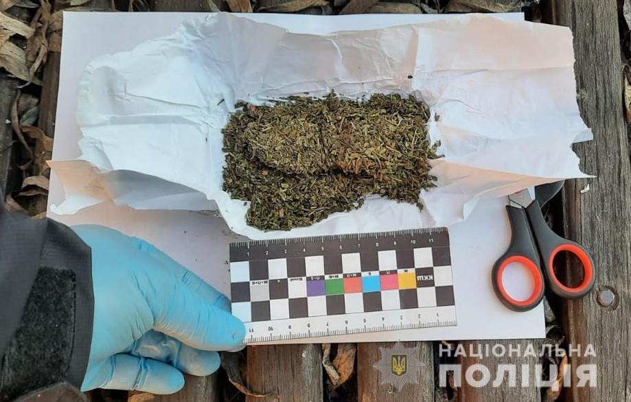 На Вінниччині затримали жінку, яка намагалась передати засудженим наркотики (Фото)