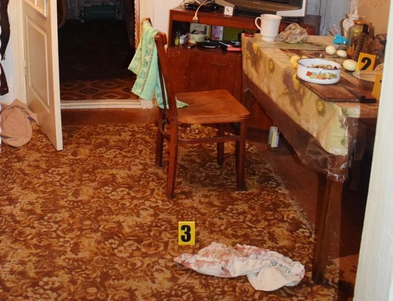 На Вінниччині жінка вбила чоловіка, з яким прожила в шлюбі 36 років (Фото)