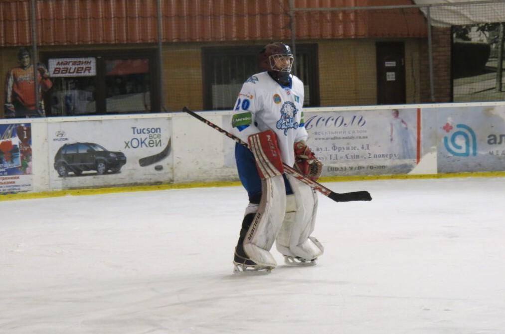 У Вінниці відбулася перша гра молодіжної хокейної Ліги (Фото)
