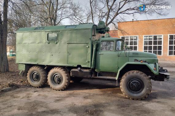 У Вінниці на радянську військову автотехніку встановлюватимуть німецькі двигуни (Фото)