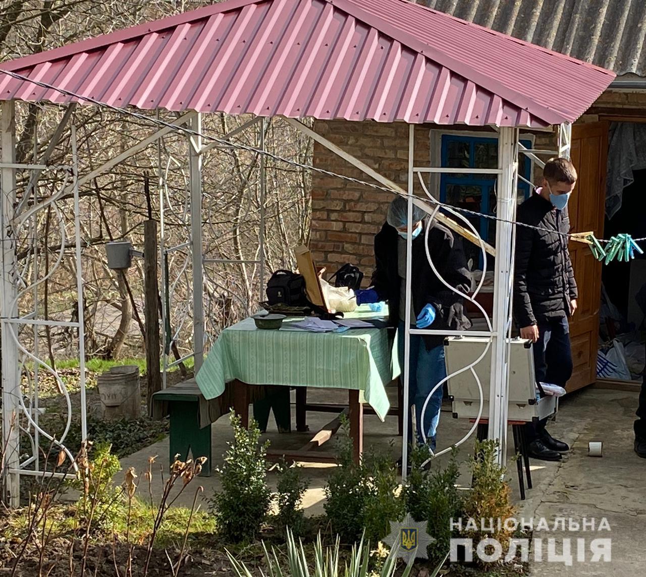 На Вінниччині 35-річний чоловік приревнував співмешканку та побив її до смерті (Фото+Відео)
