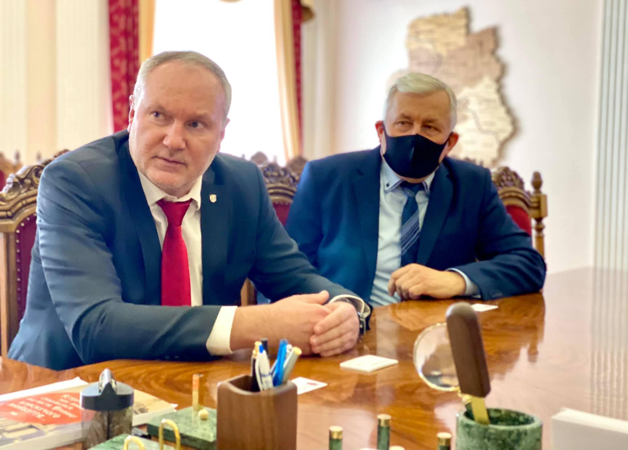 45-й експериментальний механічний завод у Вінниці очолив новий керівник (Фото)