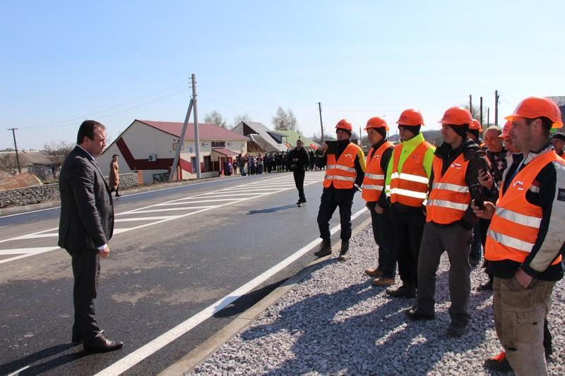 У Козятині ремонтують шляхопровід через залізницю (Фото)