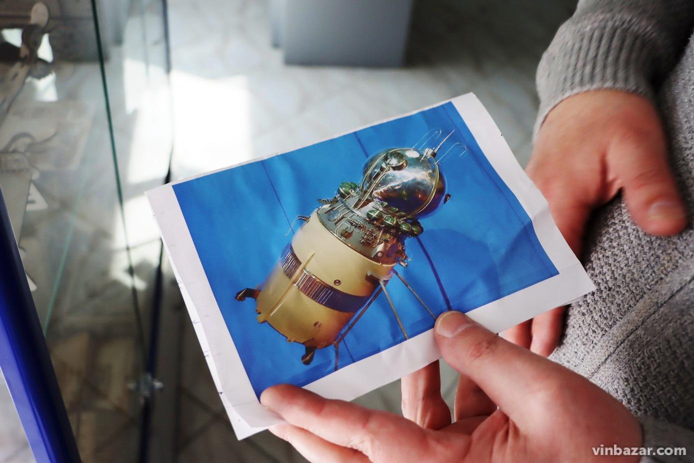 Вінниця і Гагарін: що пов'язує першу людину в космосі та місто над Бугом (Фото)