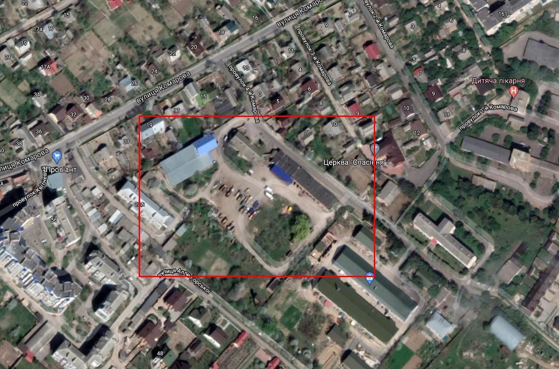 У мікрорайоні Пирогово планують збудувати новий житловий комплекс. Триває громадське обговорення (Фото)