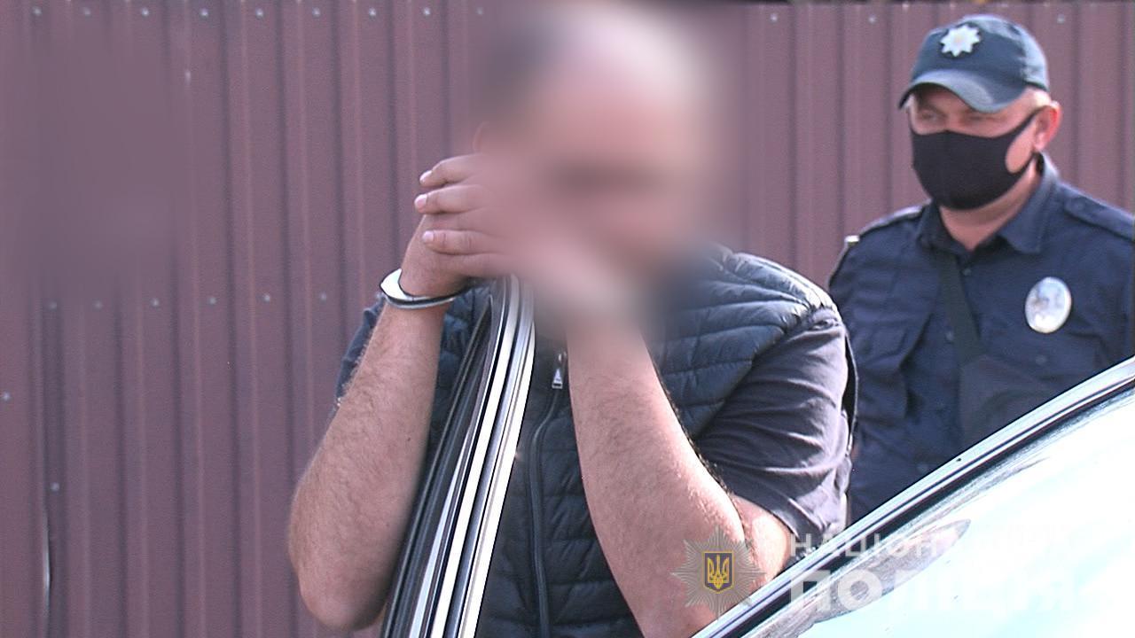 """У Вінниці """"гастролери"""" пограбували магазин техніки Apple (Фото+Відео)"""