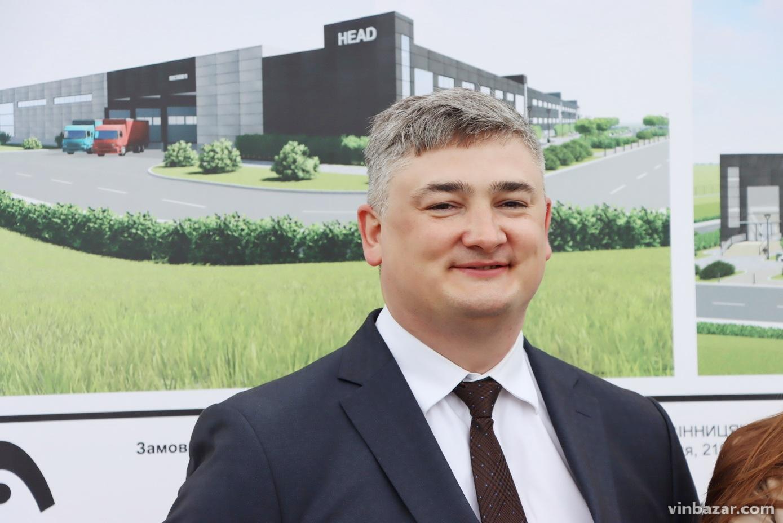 У Вінниці дали старт будівництву нового заводу від компанії Head (Фото)