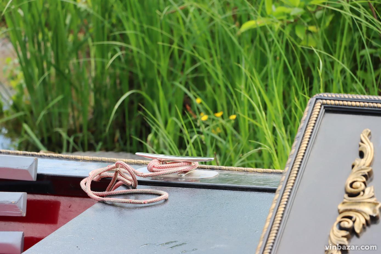 """""""На ній ще мій дідусь освідчувався"""": венеціанська гондола у Вінниці приваблює романтиків та туристів (Фото)"""