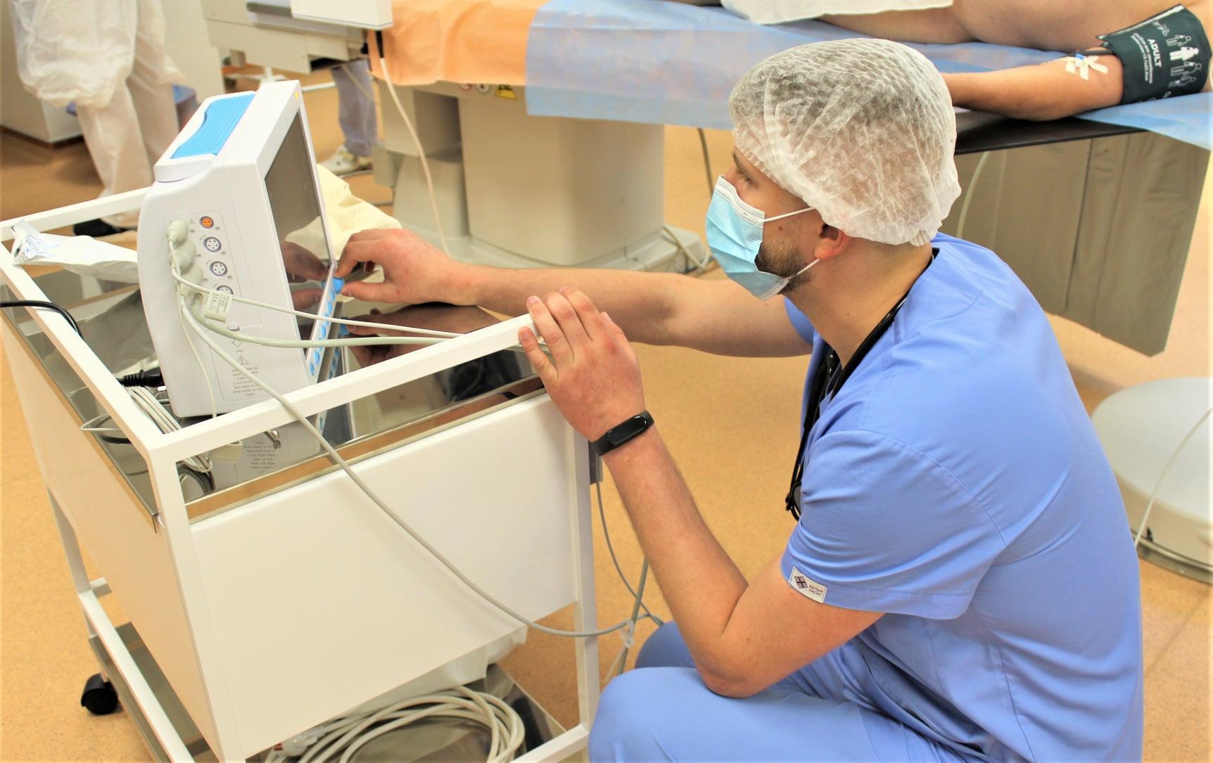 У Могилеві-Подільському відкрили центр для допомоги пацієнтам з інфарктами та інсультами (Фото)