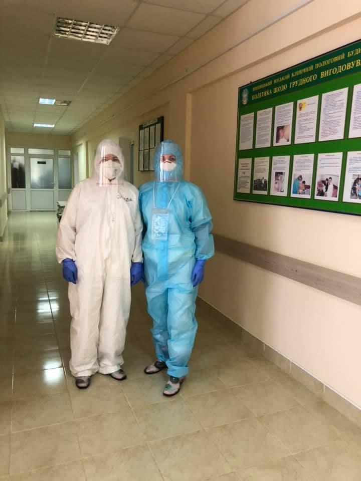 Вінницькийпологовий будинок №1, де приймали хворих на COVID-19, повертається до звичного режиму роботи (Фото)