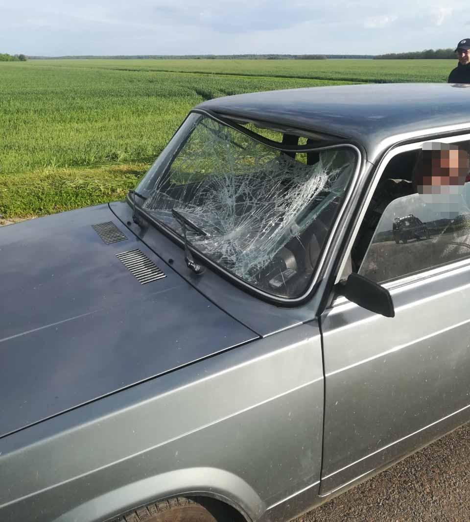 На Вінниччині жінка після сварки переїхала колишнього. Чоловік помер у лікарні (Фото)