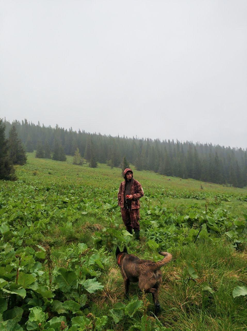 У Карпатах розшукали зниклого напередодні туриста з Вінниці (Фото)