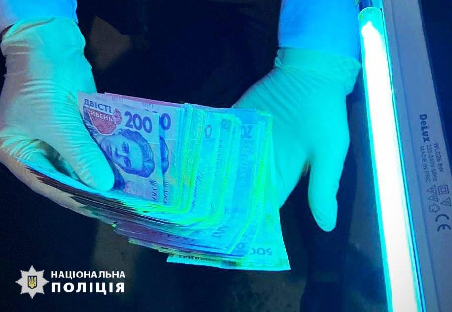 На Вінниччині патрульний вимагав хабара в нетверезого водія (Фото)
