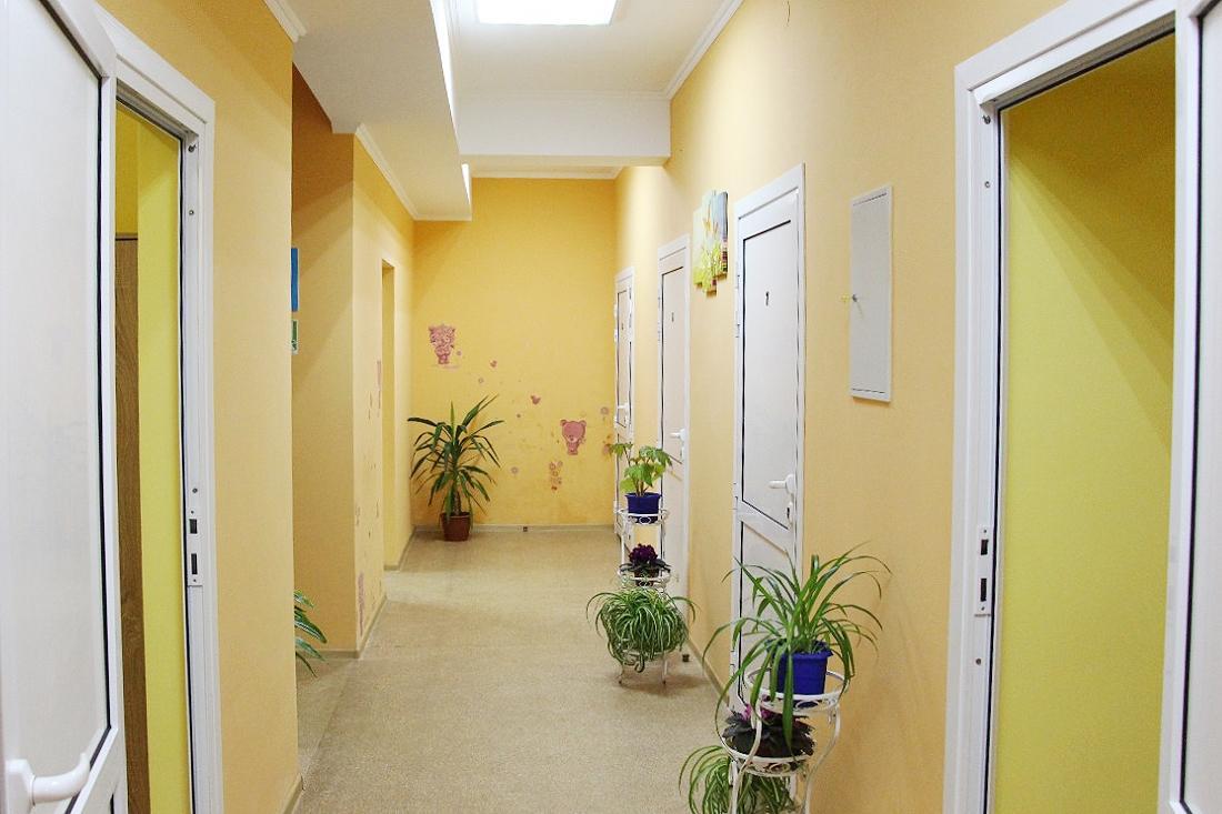 У Вінниці відкрили перший в Україні заклад для дітей, які постраждали від домашнього насилля (Фото)