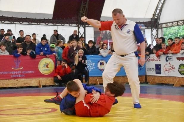 Двоє спортсменів з Вінниці посіли призові місця на чемпіонаті України з самбо