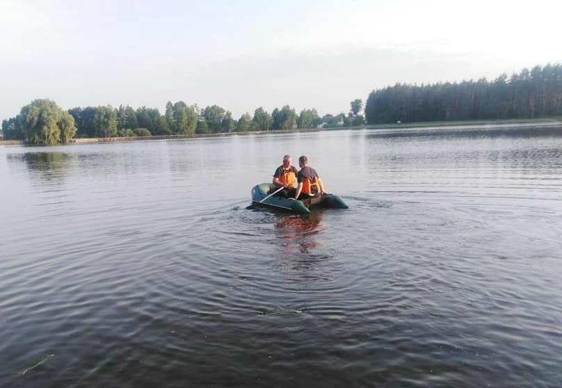 На Вінниччині втопився 37-річний чоловік