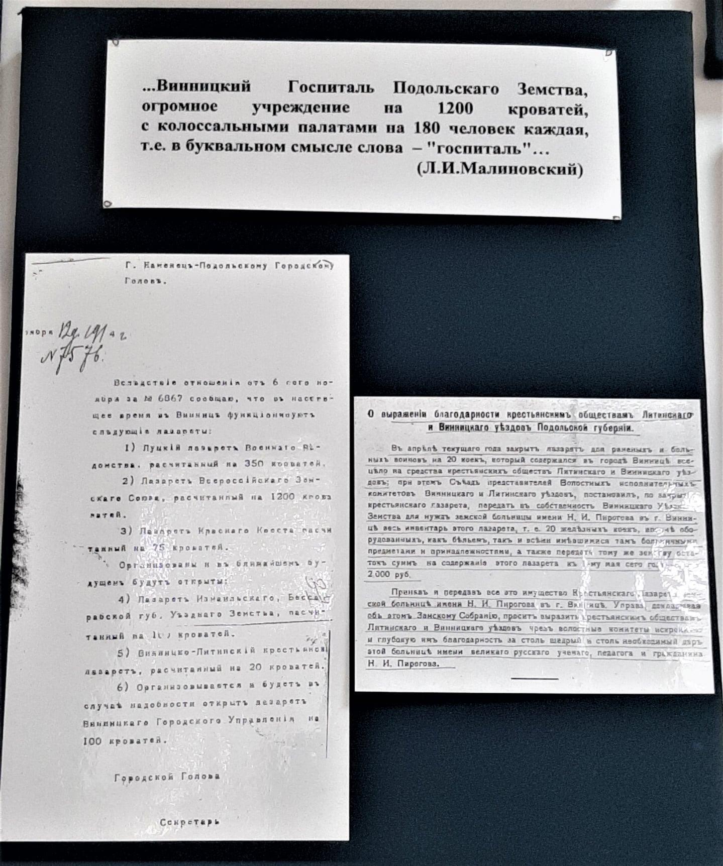 """У Вінниці діє музей імені Людвіга Маліновського, який заснував """"Пироговку"""" (Фото)"""
